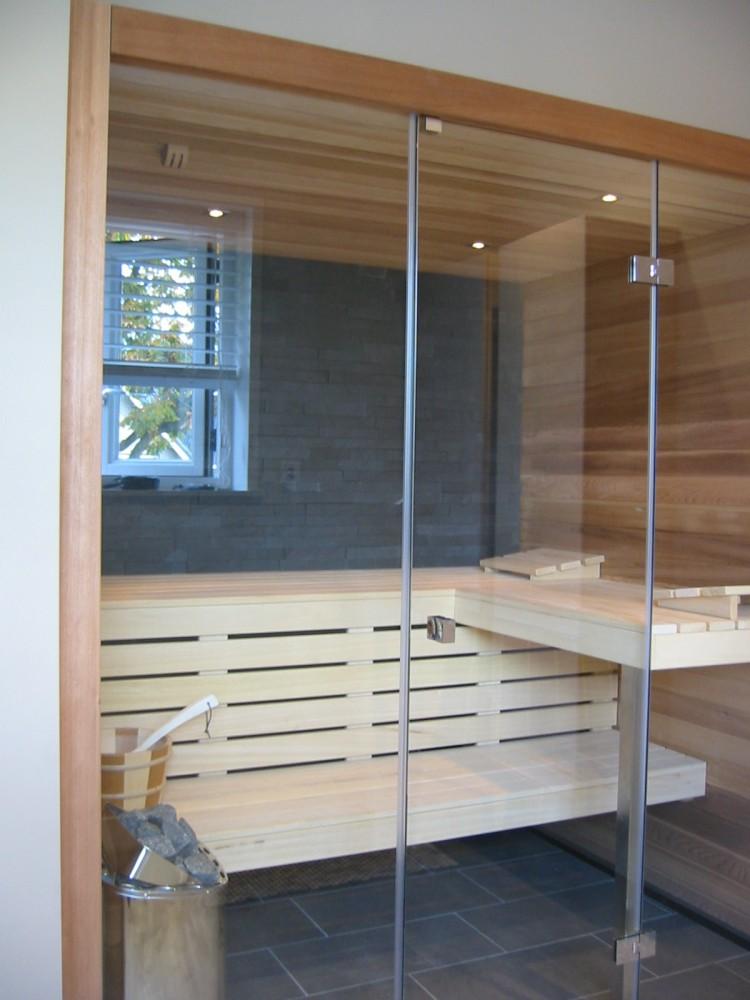 Sauna Project By Artom Bugo At Coroflot Com: Glass Creations Helmond